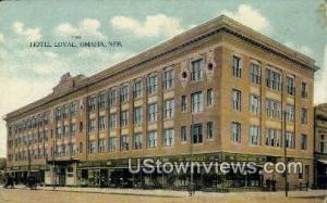 Hotel Loyal Omaha NE Unused