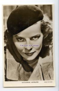b5784 - Film Actress - Katherine Hepburn - Radio Pictures - postcard