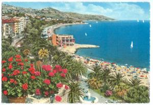 Italy, Riviera dei Fiori, San Remo, Visione d'incanto, Charming view 1960s