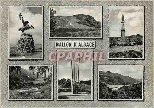 Modern Postcard Ballon d'Alsace Vosges Picturesque Ballon d'Alsace