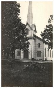 New York  Verona  M.E. Church