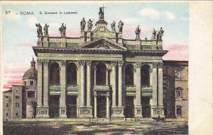 Italy Roma Rome San Giovanni in Laterano