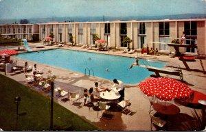 California San Franccisco Hilton Inn International Airport
