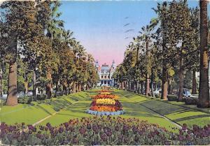 Monaco Monte Carlo Les Jardins et le Casino Garden