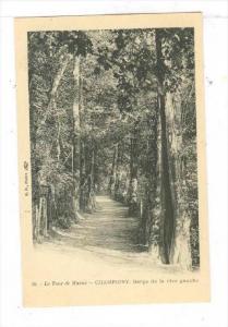 Berge De La Rive Gauche, Le Tour De Marne, Champigny (Marne), France, 1900-1910s