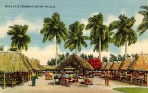 FL - Musa Sale Seminole Indian Village