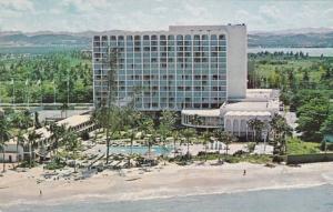 The Hotel of the Caribbean,  Americana of San Juan,  San Juan,  Puerto Rico, ...