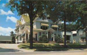 Corry Pennsylvania~Bracken Funeral Home~North Center Street~House Next Door~1965