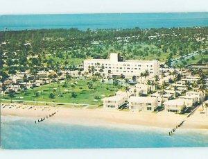 Pre-1980 HOTEL SCENE Key Biscayne - Near Miami Beach Florida FL AE1176