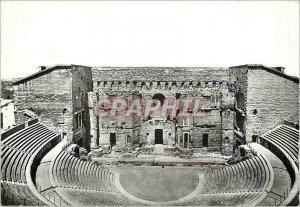Postcard Modern Orange (Vaucluse) Inside view of the Roman Theater