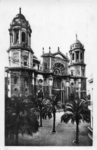 Spain Cadiz La Catedral, Cathedral