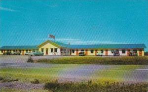 Canada Quebec Gaspesie Bonaventure Motel La Vendee