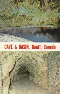 Canada Alberta Banff The Cave and Basin