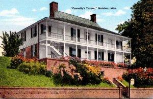 Mississippi Natchez Connely's Tavern