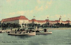 USA Palm Beach Florida Hotel Royal Poinciana 06.55