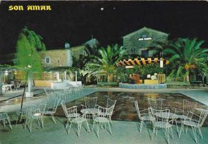 Spain Mallorca Predio Son Amar Restaurant