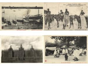 SÉNÉGAL SENEGAL AFRIQUE AFRICA 81 CPA