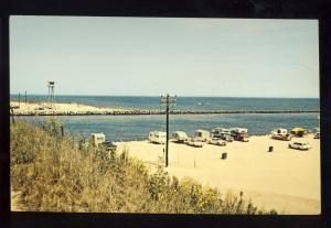 Indian River Inlet, Delaware/DE Postcard, Trailer & Camper Park