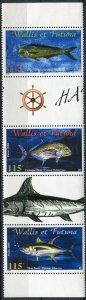 265439 Wallis & Futuna 2000 year MNH stamps set FISHES