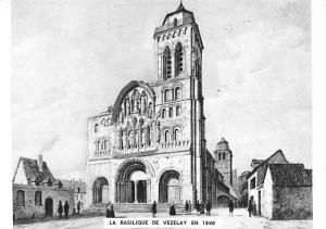La Basilique de Vezelay - Italy