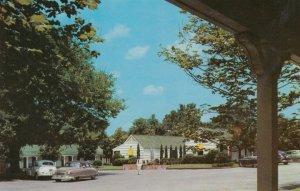 NASHVILLE , Tennessee , 1950-60s ; Alamo Plaza Courts