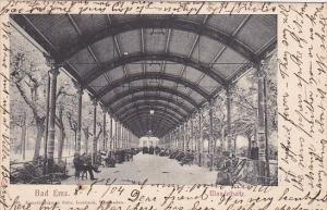 BAD EMS , Germany , PU-1904 ; Wandelhalle