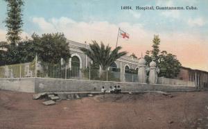GUANTANAMO , Cuba , 00-10s ; Hospital