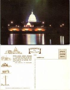 United States Capitol Building, Washington D. C.