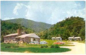 Boundary Tree Motor Court, Cherokee, North Caroline, NC, Chrome