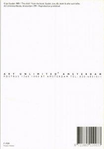 CPM F1939, JAN SAUDEK, SAUDEK. LOVE, LIFE & OTHER SUCH TRIFLES 1991 (d1397)