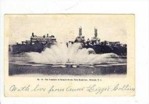Fountain Inn,Branch Brook Park,Newark,New Jersey,1905