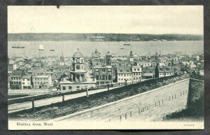 2257 - HALIFAX NS c1905 View from The West