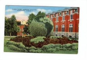 Foloral Globe, Veterans Facilities, Wadsworth, Kansas, 20-40