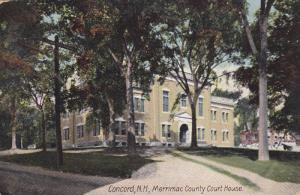 Merrimac County Court House, Concord, New Hampshire, PU-1903