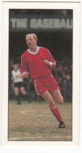 Trade Cards Geo. Bassett FOOTBALL 1979-80 No 43 David Armstrong Middlesbrough