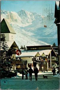 Gore Creek Drive, Vail Colorado c1976 Vintage Postcard K08