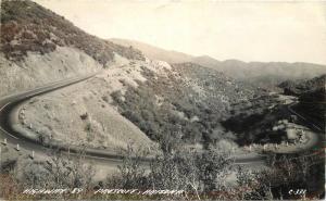 1944 Highway 89 PRESCOTT ARIZONA RPPC real photo postcard 3947