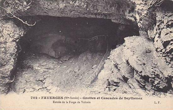 Faverges , France , 00-10s : Grottes et Cascades de Seythenex