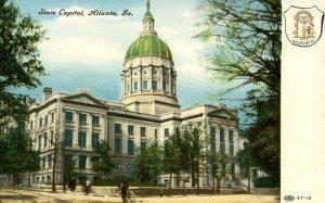 GA - Atlanta. State Capitol