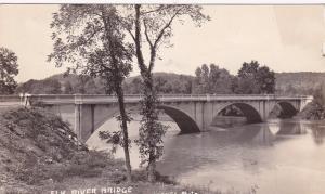 RP Elk River Bridge, on the Prize Drive in the Ozarks, Missouri, PU-1933