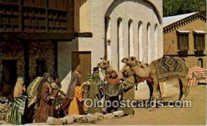The Great Passion Play, Eureka Springs, Arkansas, Religious Unused