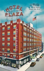 New Jersey Jersey City Hotel Plaza At Journal Square sk7258