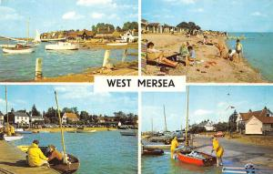 West Mersea, The Beach Yacht Club The Hard Old City Bateaux Voitures