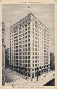 Washington Seattle Alaska Building