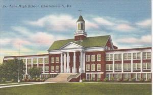 Virginia Charlottesville Lane High School