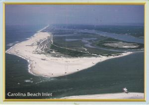 Carolina Beach , North Carolina , 60-80s ; Inlet