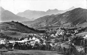 BR51107 Monestier de clermont vue generale France