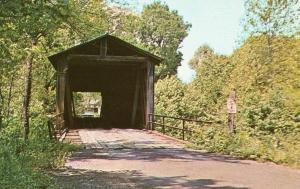 GA - Rome. Covered Bridge