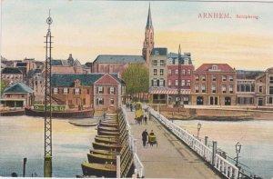ARNHEM , Gelderland, Netherlands, Schipbrug, 1900-10s