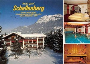 Hotel Garni Schellenberg Schwimm Sauna Solarium, Oberstdorf